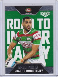 2015 Elite Case Card CC03 - Greg Inglis
