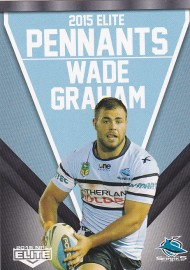 2015 Elite Pennants EP18 - Wade Graham