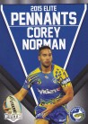 2015 Elite Pennants EP48 - Corey Norman