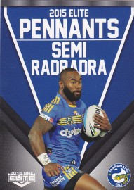 2015 Elite Pennants EP50 - Semi Radradra