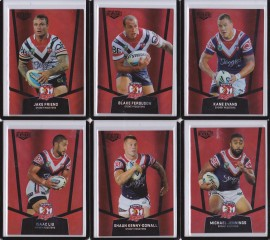 2015 Elite Roosters Mojo Pack PLE118 TO PLE126 - #39/40