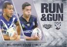 2016 Elite Run & Gun RG05 - Hopoate & Stanley