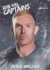 2018 Elite Captains CC11 - Peter Wallace - Panthers