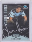 2018 Elite Young Gun Signature Black YGB04/16 - Jesse Ramien #29/40