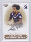 2019 Elite League Sensation White LS07 - Felise Kaufusi #45/90