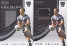2020 Elite Spotlight Patch & Redemption Card SLJ2/2 - Chanel Harris-Tavita #08/80