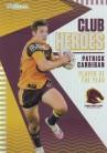 2021 Traders Club Heroes CH02 Broncos - Patrick Carrigan