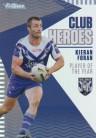 2021 Traders Club Heroes CH05 Bulldogs - Kieran Foran