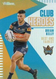 2021 Traders Club Heroes CH09 Titans - Brian Kelly