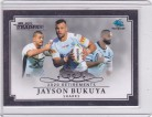 2021 Traders Retirement Parallel Case Card RP03 - Jayson Bukuya #53/55