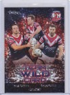 2021 Traders Priority Team Wild Card WCG14 - Roosters #10/45