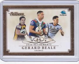 2021 Traders Retirement R02 - Gerard Beale