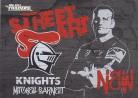 2021 Traders Street Art Black SAB08 - Mitchell Barnett
