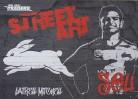 2021 Traders Street Art Black SAB12 - Latrell Mitchell