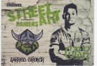 2021 Traders Street Art White SAW02 - Jarrod Croker
