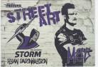 2021 Traders Street Art White SAW07 - Ryan Papenhuyzen