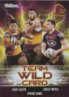 2021 Traders Team Wild Card WCG01 - Broncos