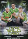 2021 Traders Team Wild Card WCG02 - Raiders