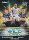 2021 Traders Team Wild Card WCG05 - Titans