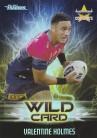 2021 Traders Wild Card WC26 - Valentine Holmes