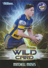 2021 Traders Wild Card WC30 - Mitchell Moses