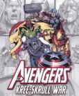 Marvel Avengers Kree-Skrull Wars Complete Story Card Set
