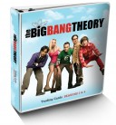 The Big Bang Theory Season 3 & 4 Trading Card Binder