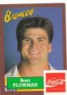 1989 Broncos - Brett Plowman