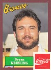 1989 Broncos - Bryan Neibling