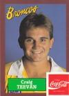 1989 Broncos - Craig Teevan