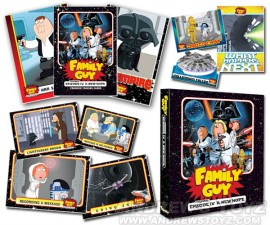 Family Guy presents Episode IV A New Hope complete set