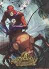 Fleer Avengers A01 - Ant Man