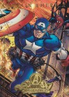Fleer Avengers A02 - Captain America