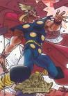 Fleer Avengers A07 - Thor