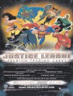 Justice League Sell Sheet / Flyer