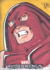 Marvel Beginnings 2 Sketch - Juggernaut by Cal Slayton