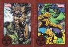 Marvel Greatest Battles - Red Foil Parallel (Singles)