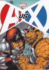 Marvel Greatest Battles VS05 - Avengers vs X-men Die Cut