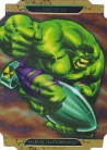 Movie Die Cut Cards - Hobby A - The Hulk