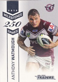 2014 Traders M06 Milestones Anthony Watmough