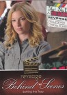 Revenge Season 1 Behind the Scenes Chase Card BTS-06