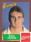 1989 Broncos - Rohan Teevan