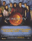 Serenity Sell Sheet / Flyer
