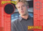 Smallville Season 6 Relic Card PW06 - Justin Hartley