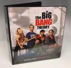 The Big Bang Theory Seasons 1 & 2 Album, Base Set & basic inserts
