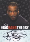 The Big Bang Theory Season 3&4 Auto A19 - Levar Burton as Himself