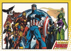 The Complete Avengers Promo Card - SD06