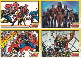 The Complete Avengers Uncut Promo Panel