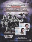The Complete Battlestar Galactica Sell Sheet / Flyer