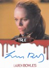 True Blood - Lauren Bowles as Holly Cleary autograph card